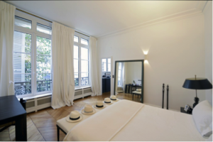 Appartement luxe