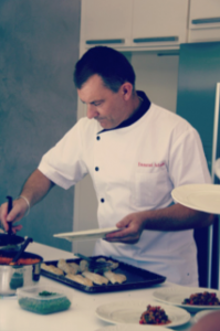 Emmanuel Sofonéa - Chef privé sur la Côte d'Azur