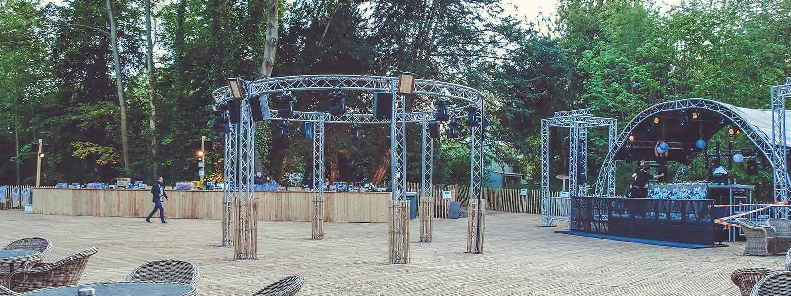 Location de salles atypiques à Paris ~ Manoir Bois De Boulogne
