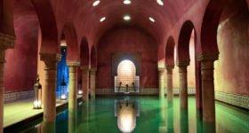 Les plus beaux Hôtels Spa d'Andalousie