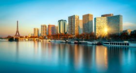 Immobilier de luxe: de nouveaux sommets atteints à Paris